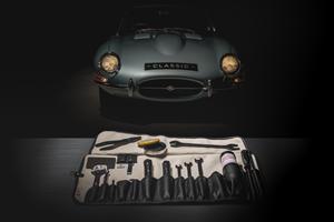 Jaguar Recreates Original E-Type Toolkit For $1,000