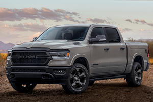 Ram Honors Military Members With Built To Serve Edition Trucks