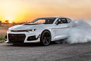 The Resurrection By Hennessey Is A 1,200-HP Camaro ZL1 1LE