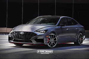2020 Hyundai Sonata Will Spawn Two Sportier Models
