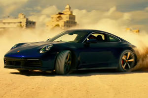 2020 Porsche 911 Gets A Workout In New 'Bad Boys For Life' Trailer
