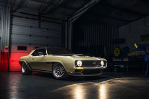 1969 Chevrolet Camaro By Ringbrothers Is A 890-HP Work Of Art