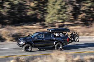 Ford Ranger Transformed Into Affordable Overlander