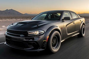 1,500-HP Dodge Charger Makes Challenger Demon Look Tame