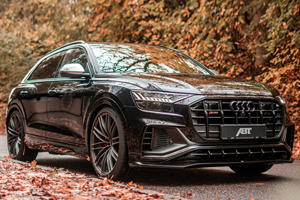 Audi SQ8 Gets Massive Injection Of Power