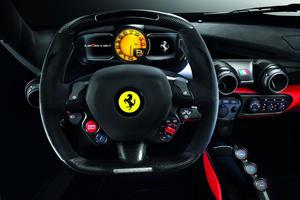 Ferrari Wants To Take Away Your Steering Wheel
