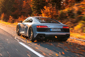 Say Hello To The Audi R8 V10 RWD