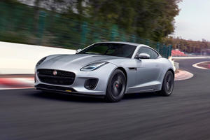 Jaguar F-Type Recalled For Being Too Loud