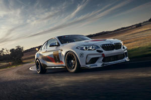 BMW M2 CS Racing Ready To Hit The Track