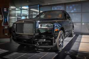 Rolls-Royce Cullinan Black Badge Is A New Level Of Excess