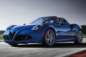 There's Sad News About The Alfa Romeo 4C Spider