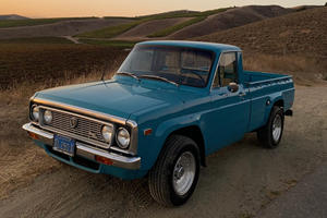 Weekly Treasure: 1974 Mazda Rotary Pickup Truck