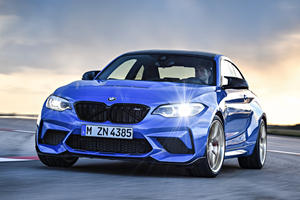 2020 BMW M2 CS First Look Review: From Germany With Love