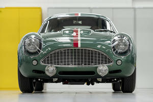 Aston Martin's Most Expensive New Model Has Arrived