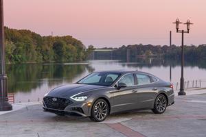 2020 Hyundai Sonata Gets More Style, Lower Price