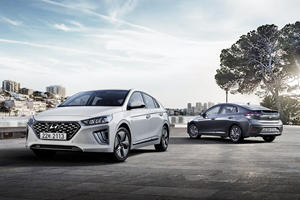 New Hyundai Ioniq Coming With More Power