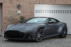 Aston Martin DBS Superleggera Transformed Into 820-HP Ferrari Killer