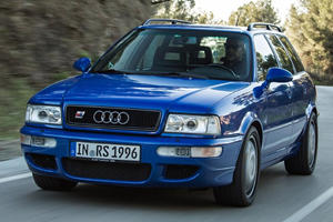 Audi Releases 'New' Promo For Old RS2 Avant
