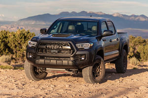 2020 Toyota Tacoma Is Much Safer Thanks To One Key Feature