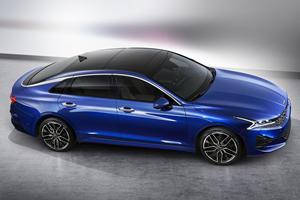 Meet The Sexy New Kia Optima
