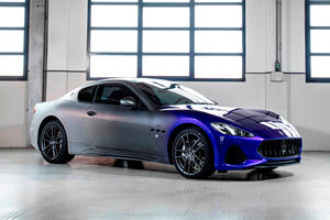Stunning Special Edition Marks The End Of The Maserati GranTurismo