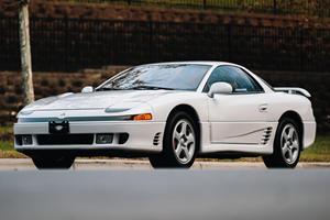 Weekly Treasure: 1992 Mitsubishi 3000GT VR4