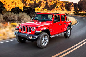 Say Hello To The 2020 Jeep Wrangler EcoDiesel