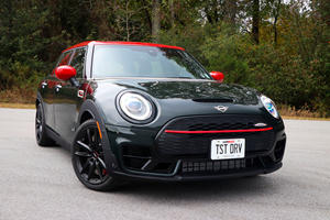 2020 Mini John Cooper Works Clubman First Drive Review: Unconditional Love