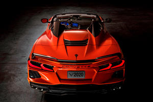 2020 Chevrolet Corvette Convertible Ditched Soft Top For A Good Reason