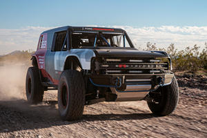 Competitors Aren't Worried About The Upcoming Ford Bronco