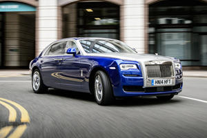 It's Time To Say Goodbye To The Rolls-Royce Ghost