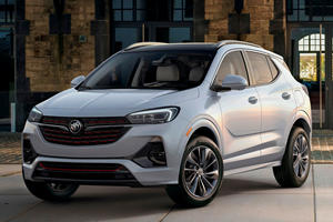 All-New 2020 Buick Encore GX Comes With A Pleasant Surprise