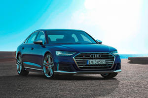 Introducing The 571-HP 2020 Audi S8