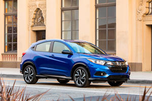 2020 Honda HR-V Is The Biggest Little Crossover You Can Buy