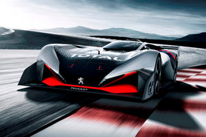 Peugeot Prepares To Fight Aston Martin With New Hypercar