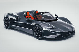 McLaren Elva Will Still Be Street Legal Without A Windshield