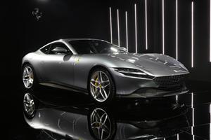 Meet The All-New Ferrari Roma: A 612-HP V8 Super Cruiser