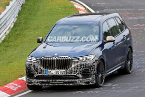 A More Powerful BMW X7 Is Coming