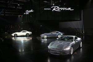 Don't Expect Any New Ferrari Models Next Year