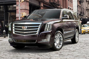 Here's Where The Electric Cadillac Escalade Will Be Built