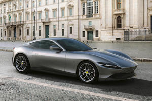 Ferrari Roma's Target Buyers Are Not Who'd You Expect