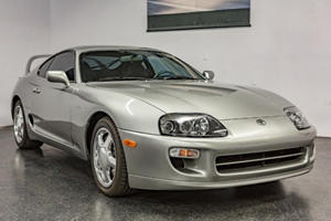 1998 Toyota Supra Asking Price Is Beyond Ridiculous