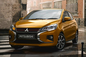 2020 Mitsubishi Mirage Arrives With Fresh Styling And Value