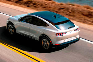 This Could Be Ford Mustang Mach-E's Biggest Downside