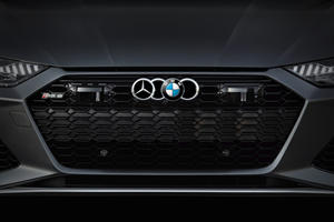 Audi Gets One Over On BMW And Mercedes
