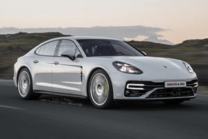 Refreshed Porsche Panamera Could Have 911-Inspired Changes