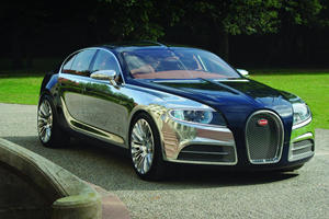 Bugatti's Next Model Could Be Less Pricey