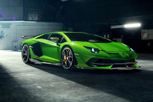 Lamborghini Aventador SVJ Gets Aggressive New Look