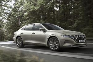 Hyundai Grandeur Is The Flagship Sedan We Can't Have