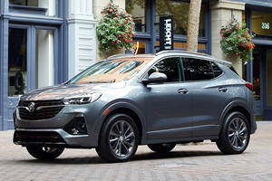 Buick Encore GX Fills The Gap Between Encore And Envision